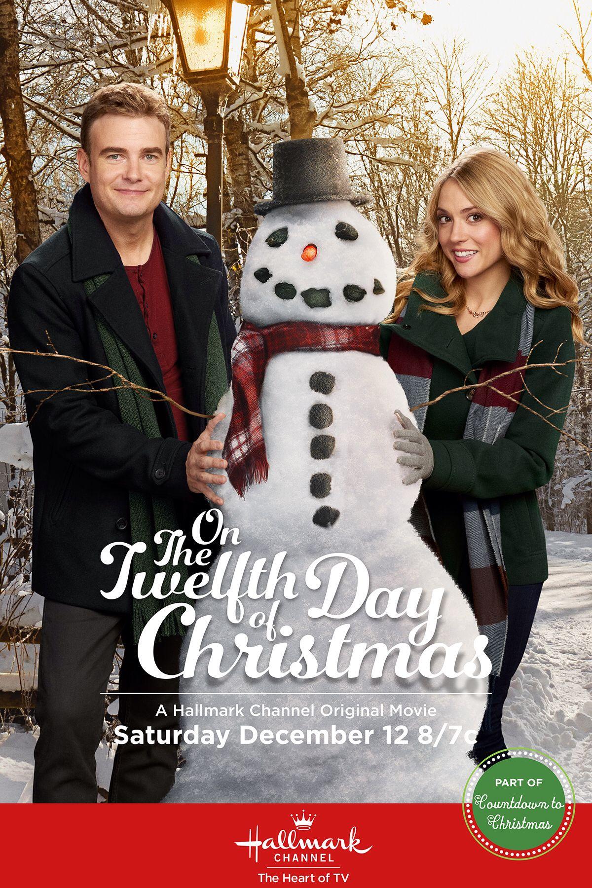 On the 12th day of Christmas hallmark movie | Christmas Movies ...