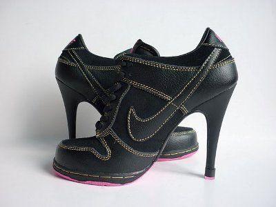 1b7985d74dc Tênis de Salto Alto Nike 6