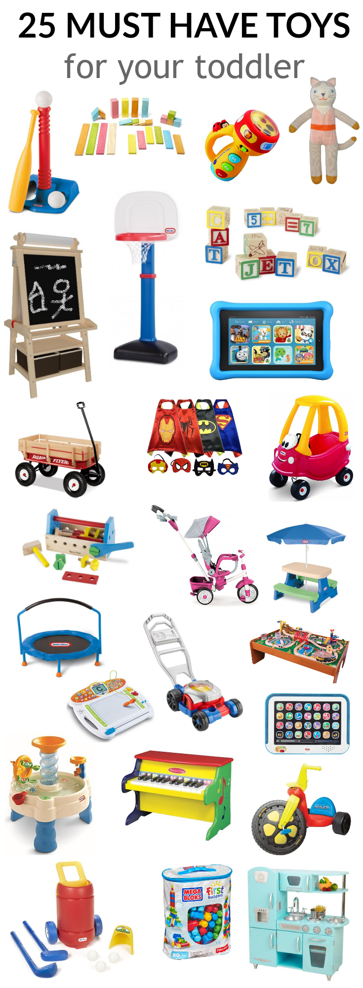 25 Must Have Toddler Toys Best