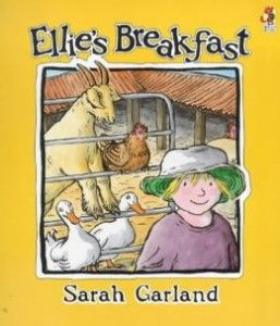 breakfast story time ideas: If you like your eggs scrambled song!