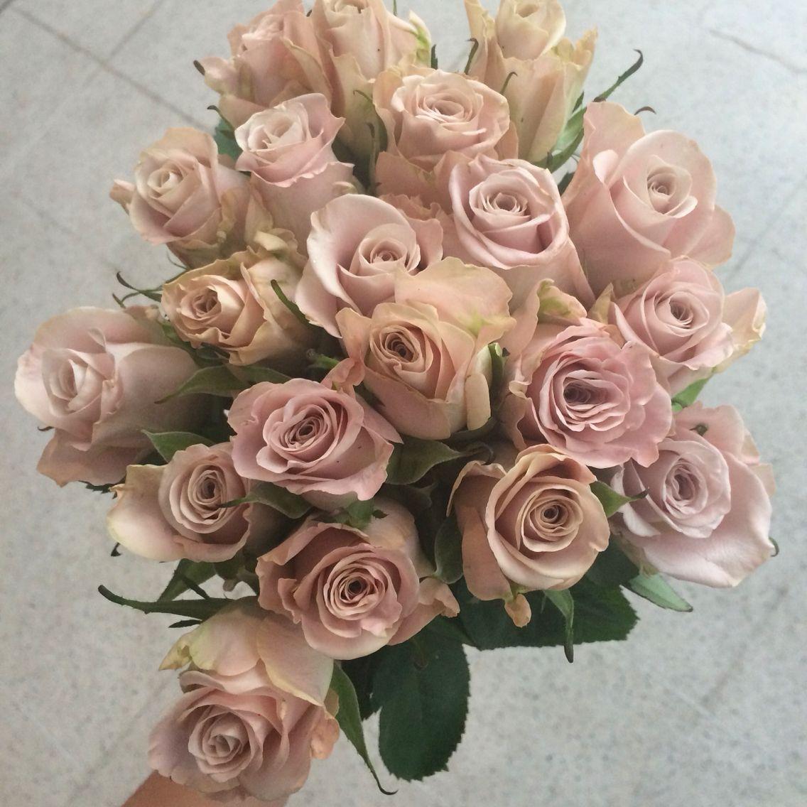 Cappuccino roses #roses #flowers #florist | Floral Arrangements ...