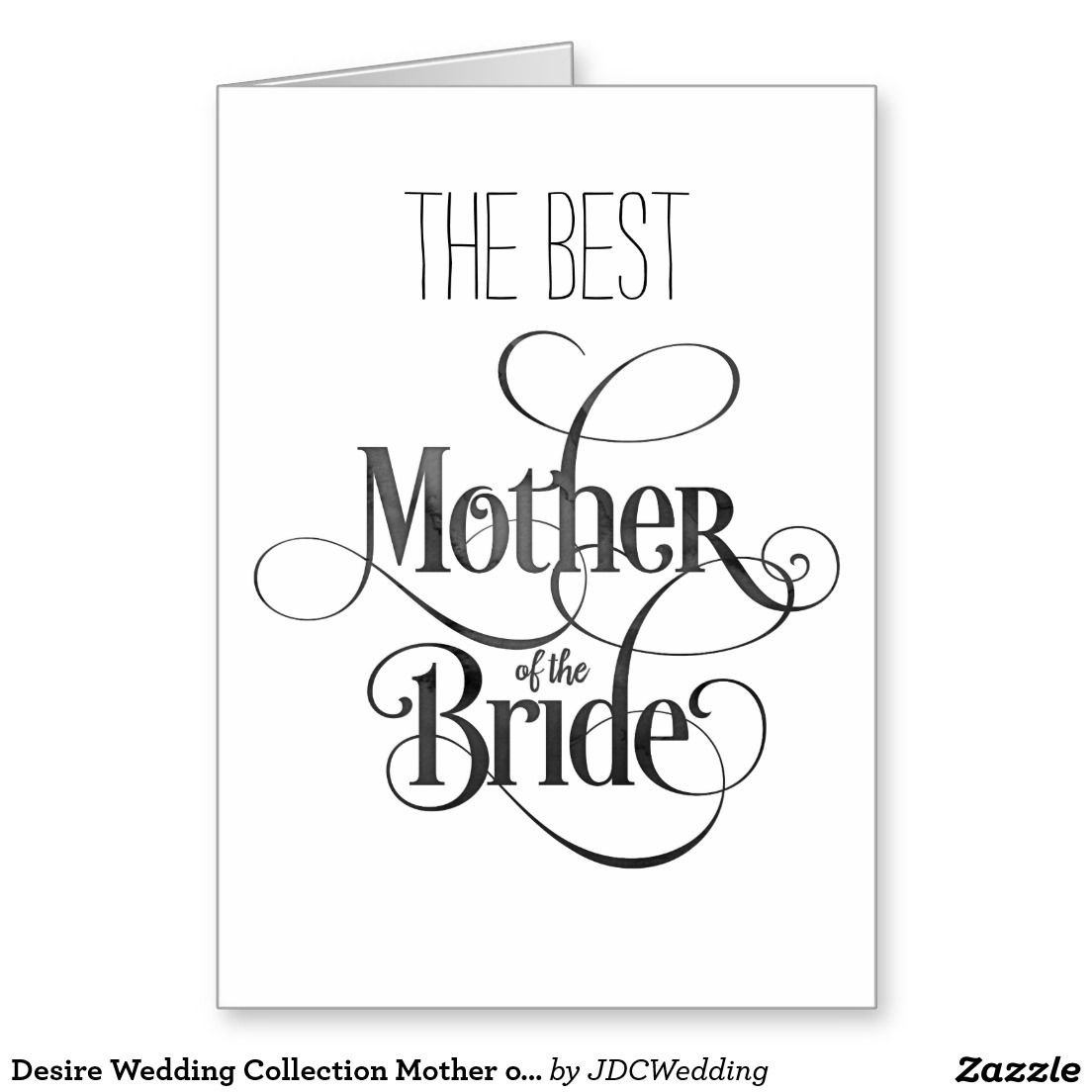 Desire wedding collection mother of the bride desire wedding collection mother of the bride greeting card aug 23 m4hsunfo