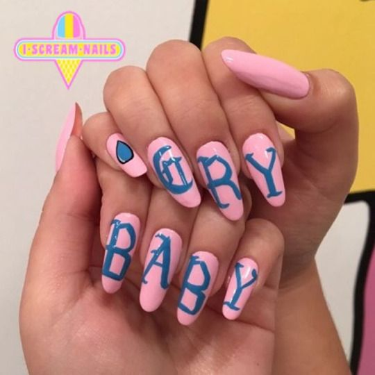 I scream nails melbourne nail art build me up like building i scream nails melbourne nail art prinsesfo Images