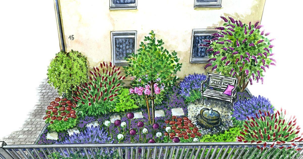 Zum Nachpflanzen: Ein Paradies für Insekten