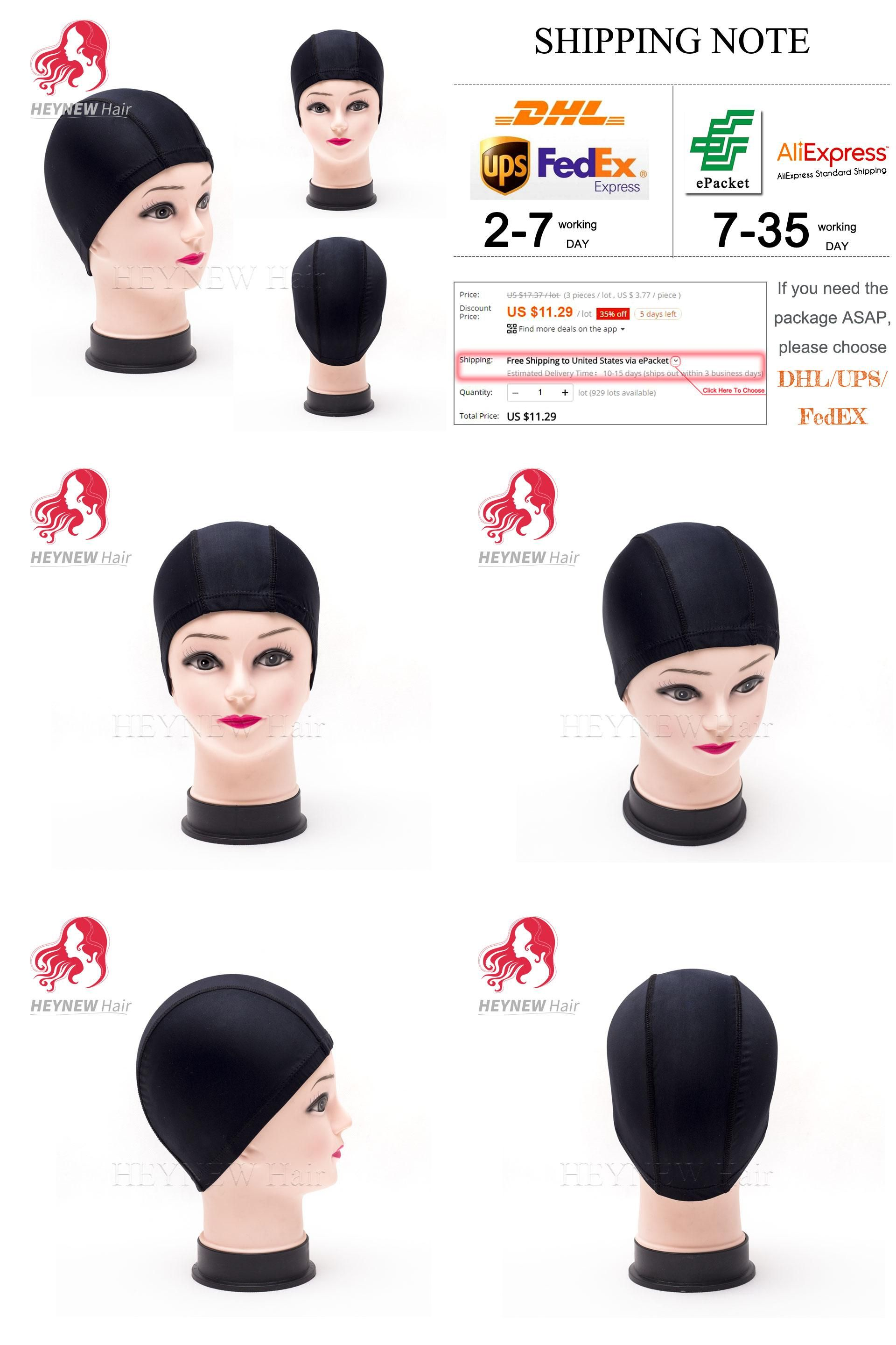 Visit To Buy Cheap Weaving Caps Spandex Dome Wig Cap For Making