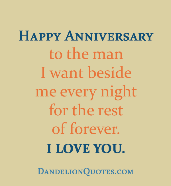 happy anniversary short quotes