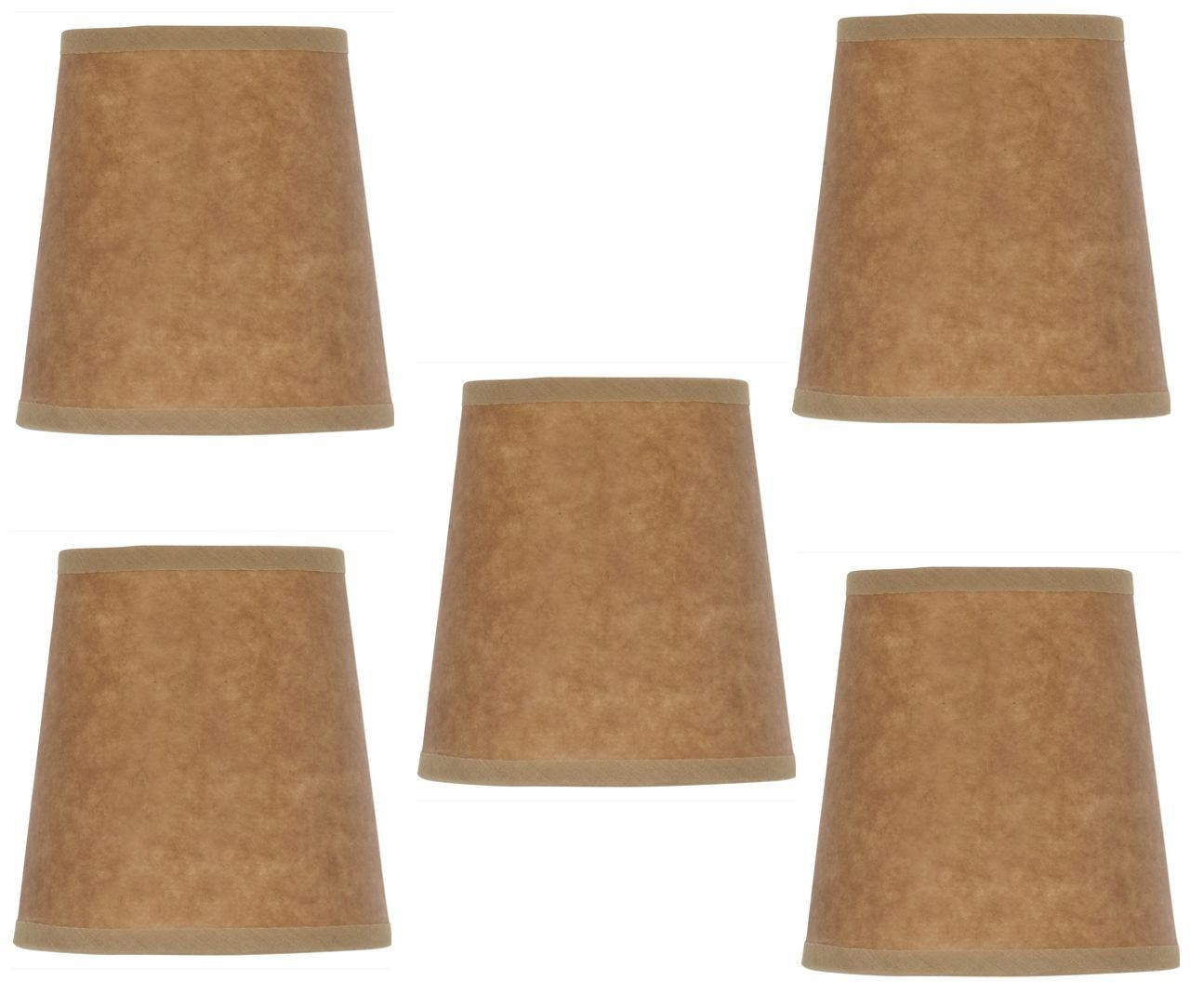 Mini Chandelier Shades Clip On Small Lamp Shades Set Of Five Oiled Craft Paper For More Information Vis Small Lamp Shades Mini Chandelier Chandelier Shades