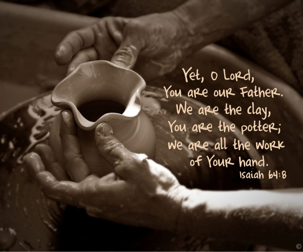 Isaiah-64:8