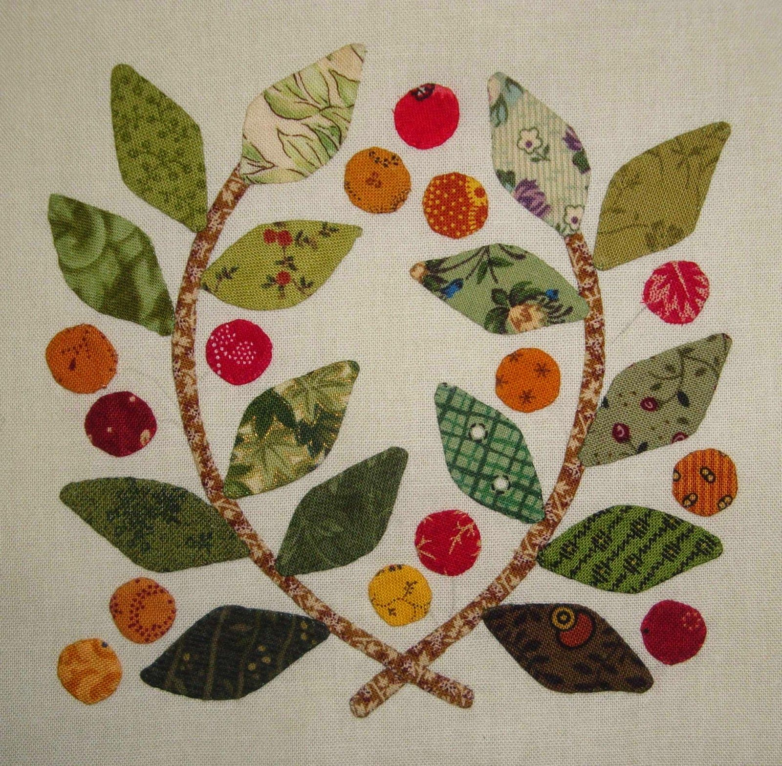 A Little Hand Applique Really Little With Images Applique Quilts Applique Quilting Hand Applique