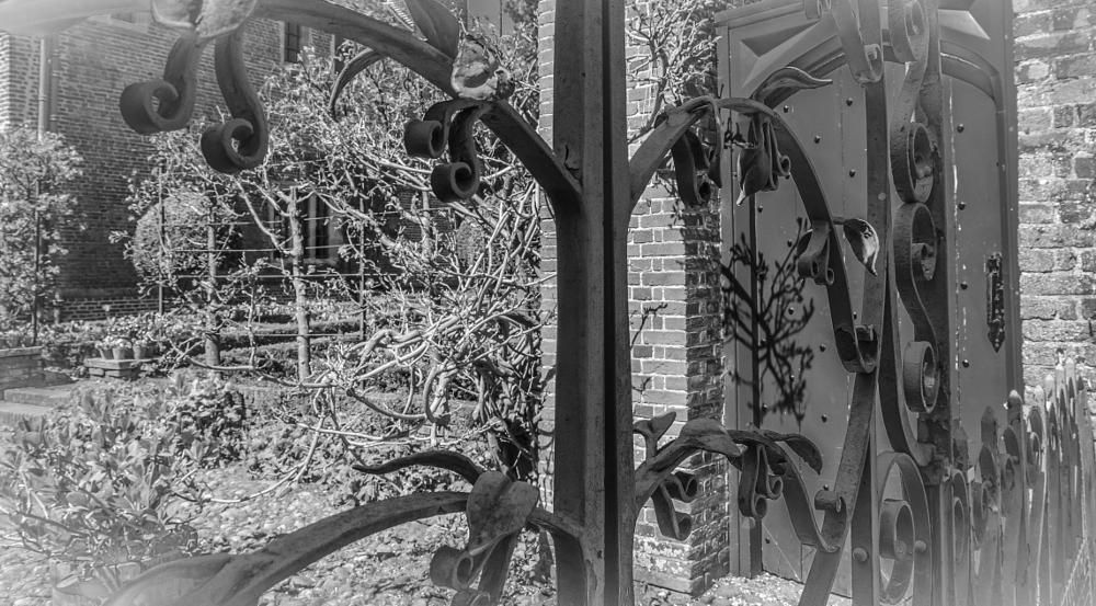The Rusty Gates Of Eden  by Colin.W.F.Smith