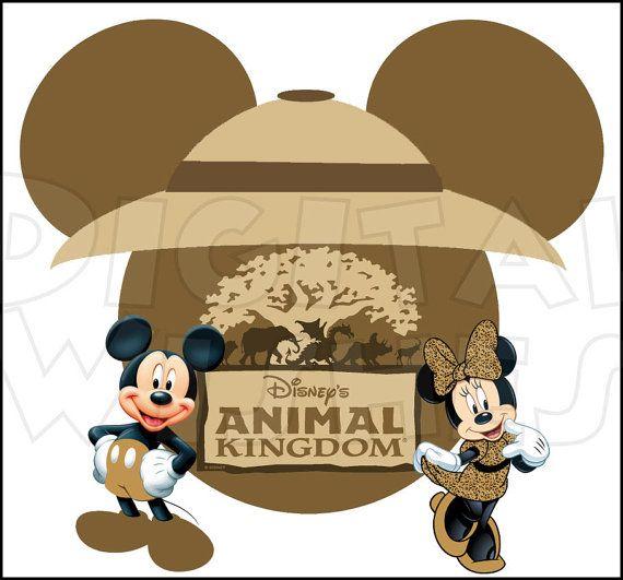 Animal Kingdom Mickey Mouse Head Ears With Minnie Mouse Etsy Animal Kingdom Disney Mickey Mouse Animal Kingdom