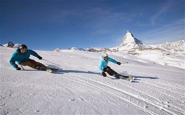 Settimana bianca a Cervinia - Travel and Fashion Tips by Anna Pernice