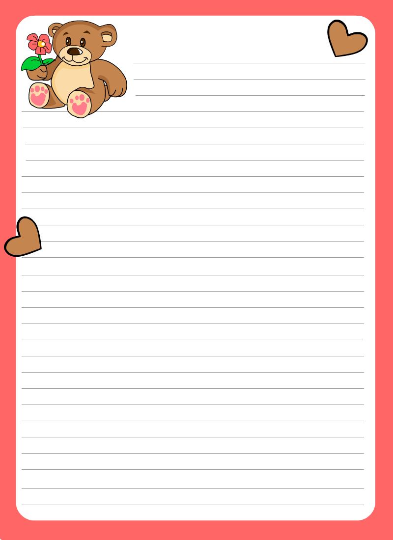 printables letter word how write business proposal marcos gratis para fotos ositos de amor png tattoo