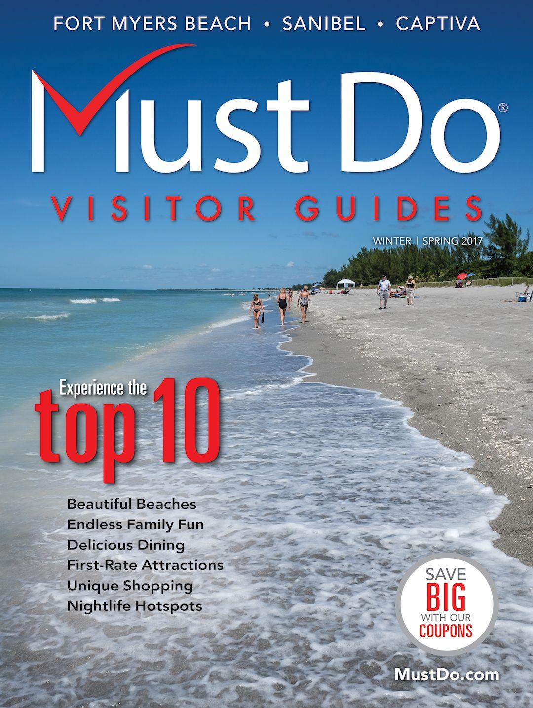 Must Do Visitor Guide Digital Editions Captiva Island Florida