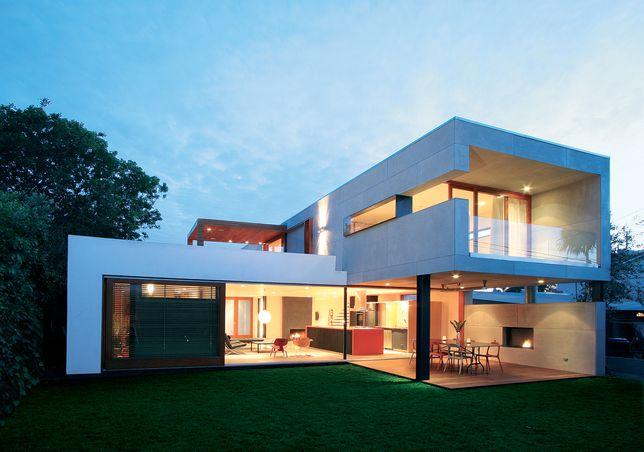 Minarc house exterior casas pinterest fachadas - Maison ribatejo y atelier nuno lacerda lopes ...