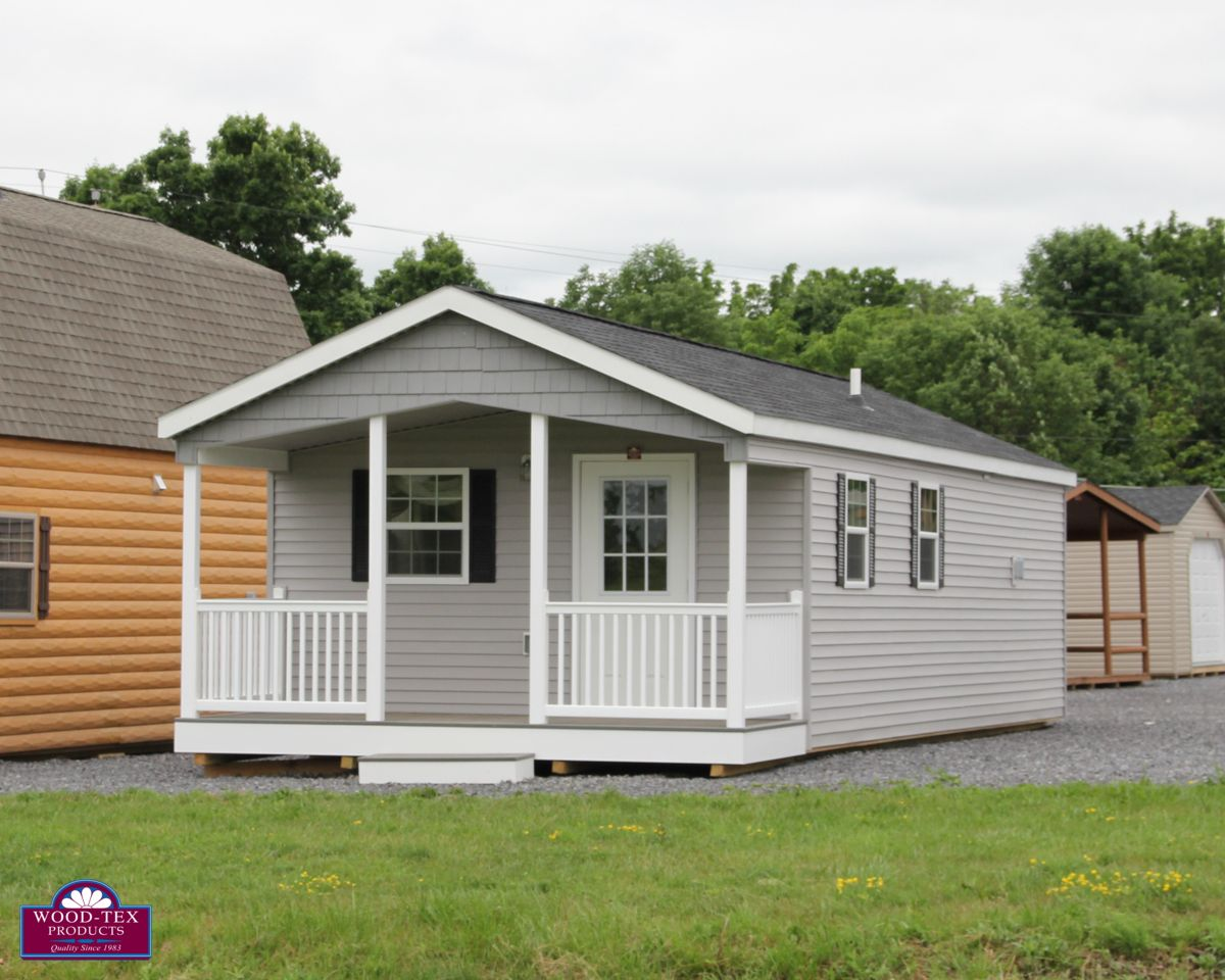 The Adirondack U2013 Prefab Cabins And Modular Log Homes   Wood Tex Products