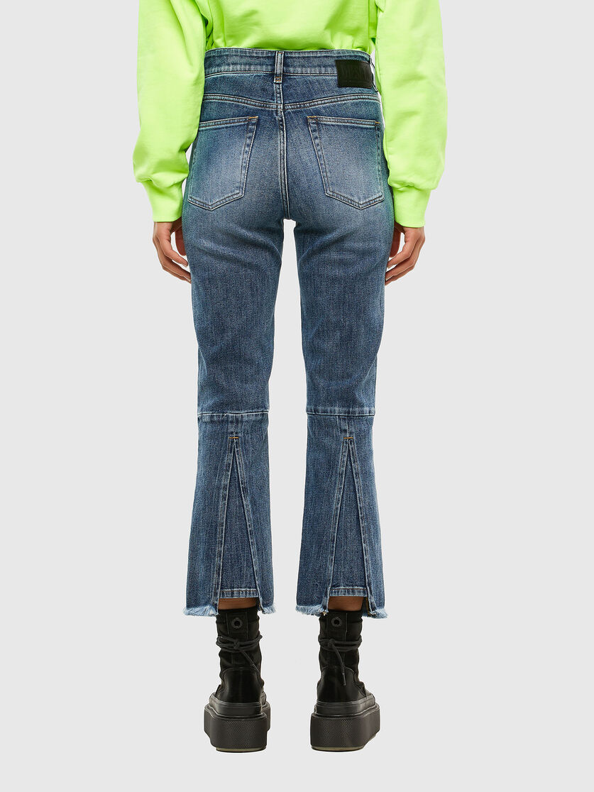 D Earlie 0098w Medium Blue Medium Blue Blue Jeans Bootcut