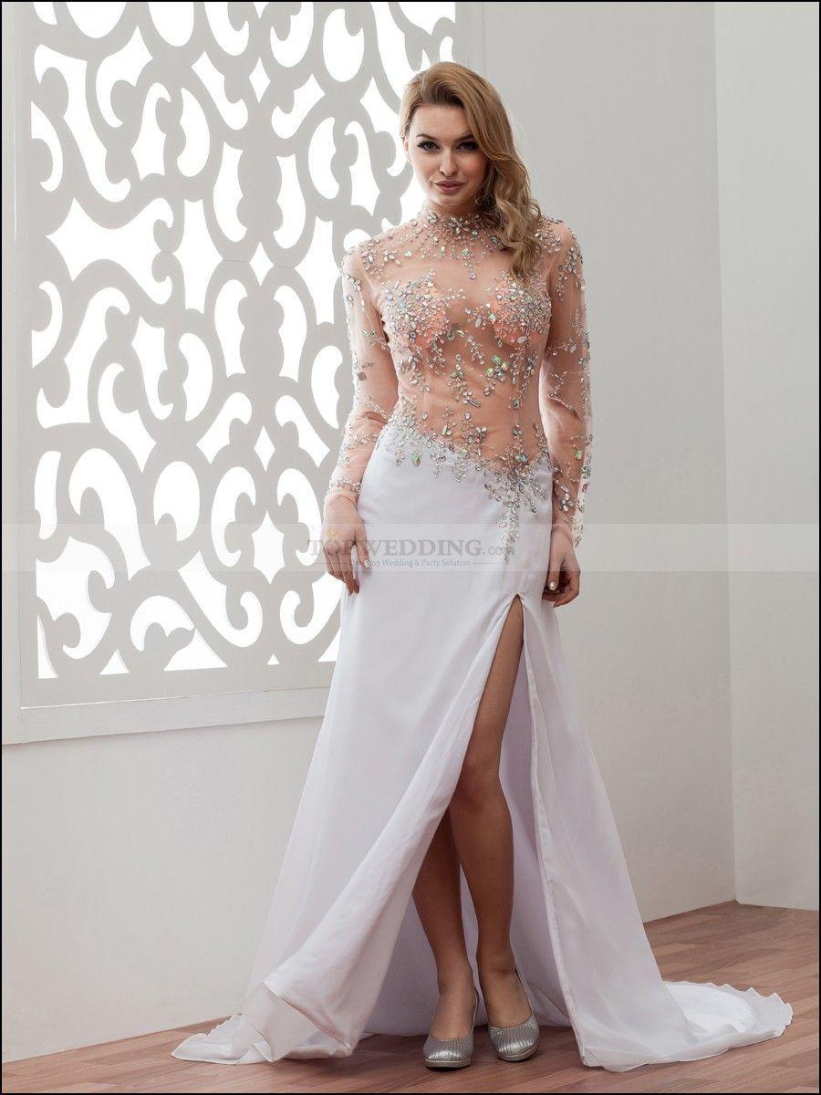 slutty wedding dress