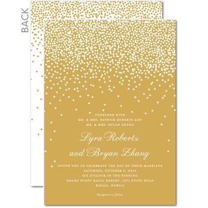 I like the way the top looks and the mix of font types Wedding - best of wedding invitation design fonts