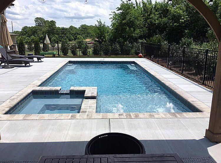 Head To Our Web Site For A Whole Lot More Regarding This Striking Pool Aesthetic Poolaesthetic Leisure Pools Swimming Pools Swimming Pool House
