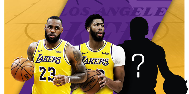 Nba News La Lakers In Search For Free Agency To Pair With Lebron James Anthony Davis Anthony Davis La Lakers Lakers