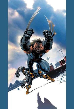 Wolverine and Colossus