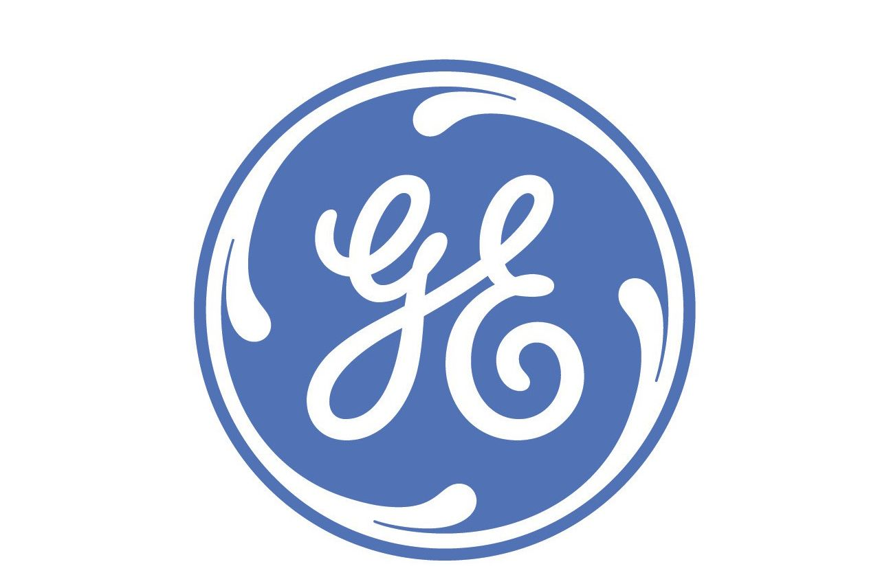 General Electric Monogram Lettermark Logo Design Inspiration General Electric Electric Company Electricity