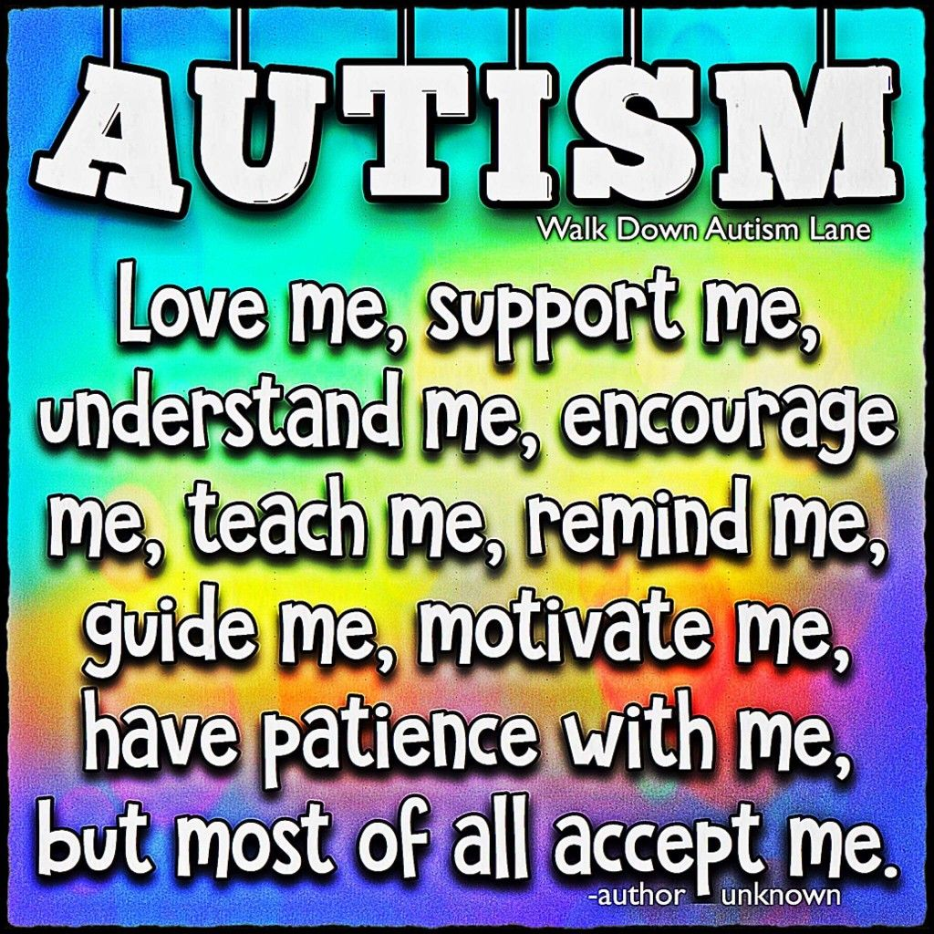 Pin by Heidi Mills on Autism Autism awareness quotes