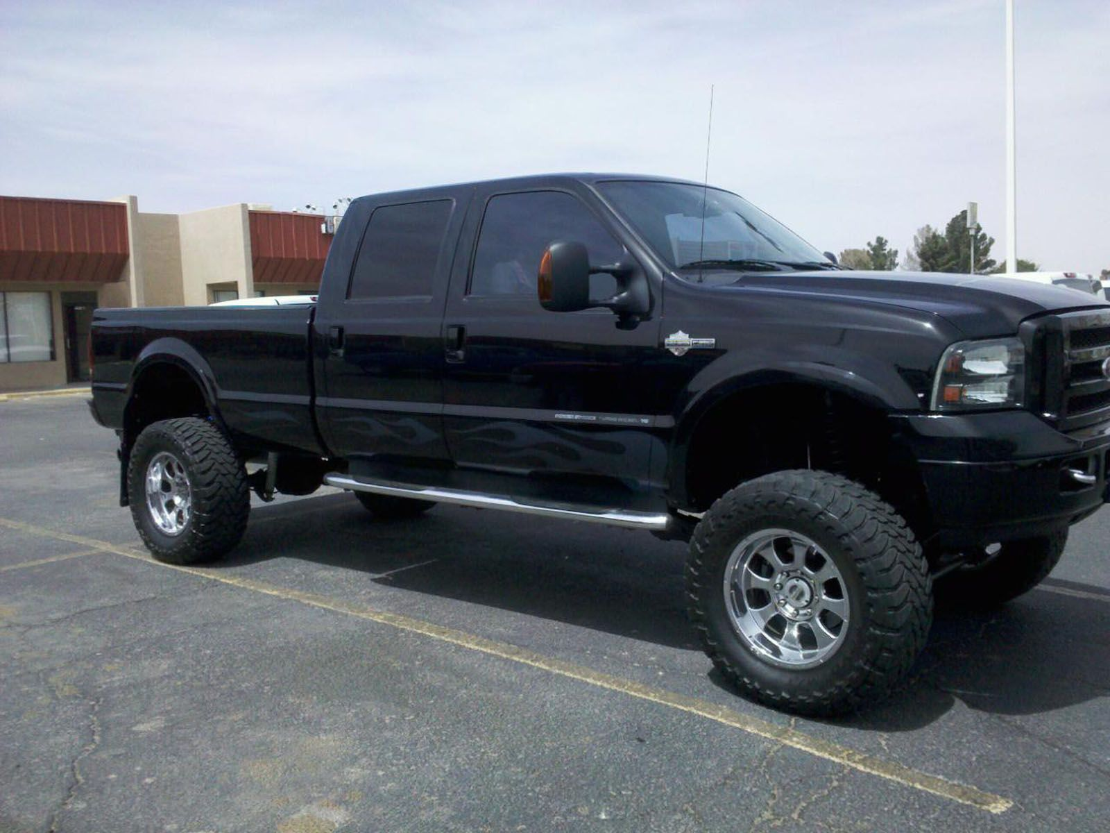 ford-harley-davidson-edition-f350-hd-edition-for-sale-custom-28261