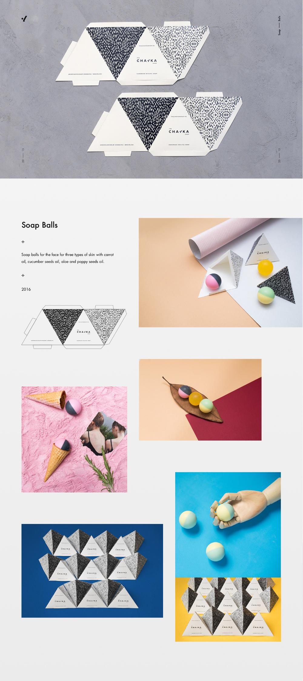 The Chayka Shop On Behance Design Print Layout Print Layout Geometric Shapes