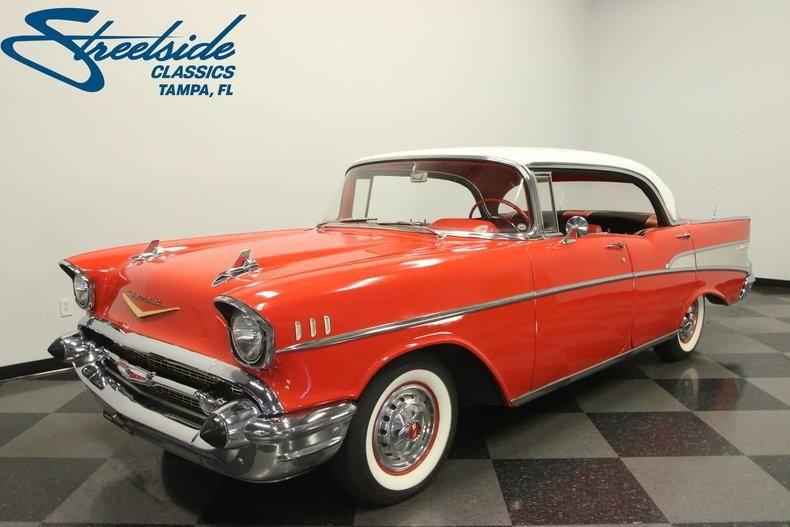 1957 Chevrolet Bel Air Classic Cars 1957 Chevrolet Classic Motors