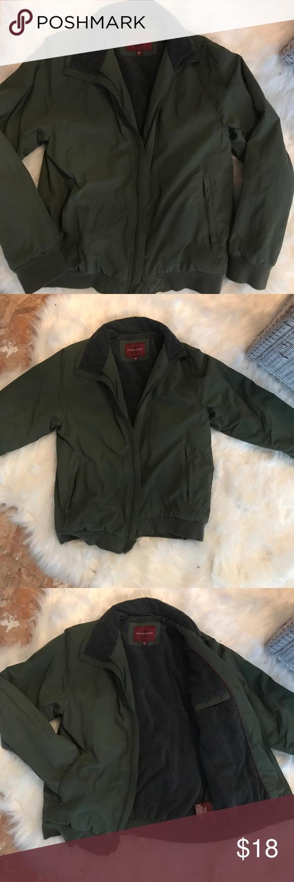 Covington Winter Jacket Very Nice Jacket Worn Very Little No Flaws Covington Jackets Coats Bomber Varsity Clothes Design Cool Jackets Winter Jackets [ 1740 x 580 Pixel ]