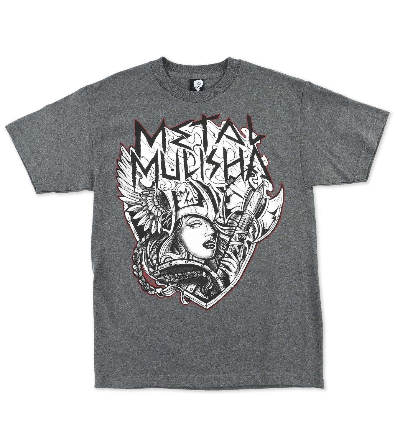 Boy/'s Youth Metal Mulisha Realtree Cotton T-Shirt