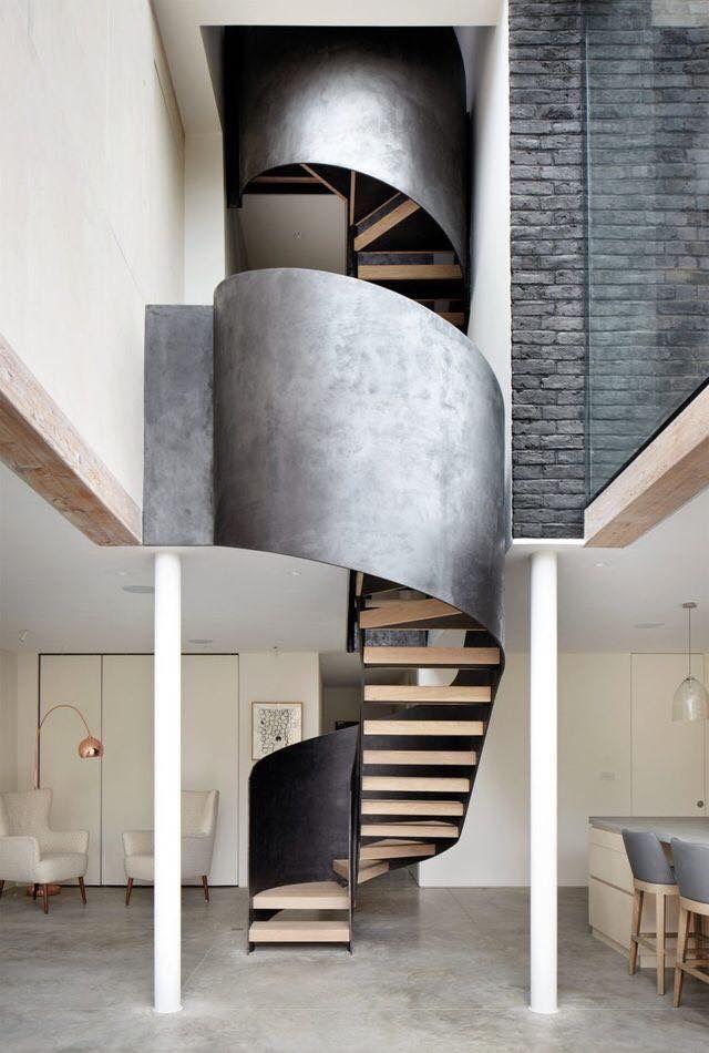 Treppen architektur design  Pin von Apribelle Seah auf Interior // Exterior   Pinterest