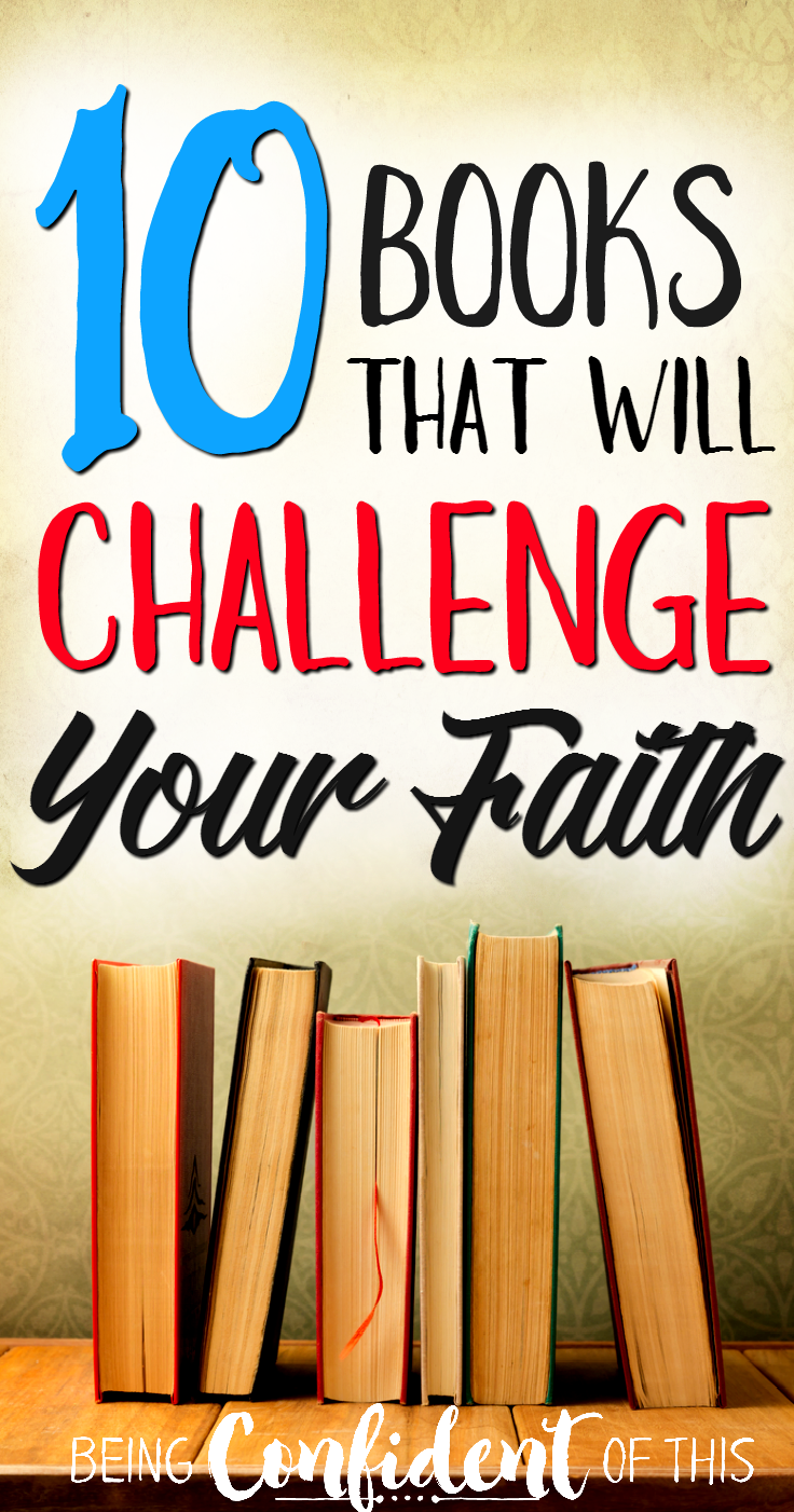 My Favorite Life Changing Books Being Confident Of This Books To Read In Your 20s Life Changing Books Spiritual Truth