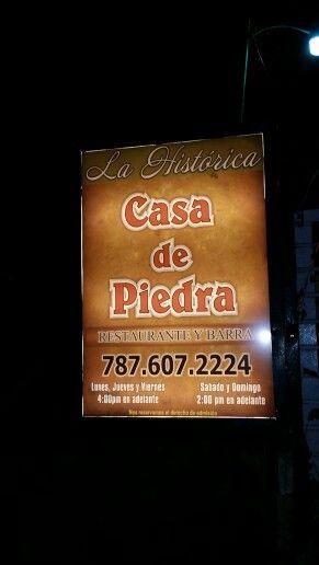 La casa de piedra in Aguada, PR