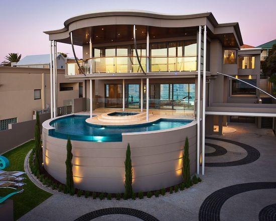creating above ground plunge pool mesmerizing contemporary exterior with above ground plunge pool also luxury
