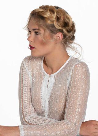 Wiesn-Styling: Die schönsten Oktoberfest-Frisuren für langes Haar #erkeksaçmodelleri