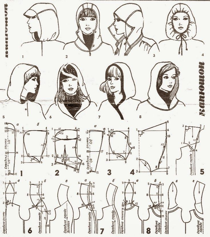 urbandon: RANDOM SEWING PATTERNS
