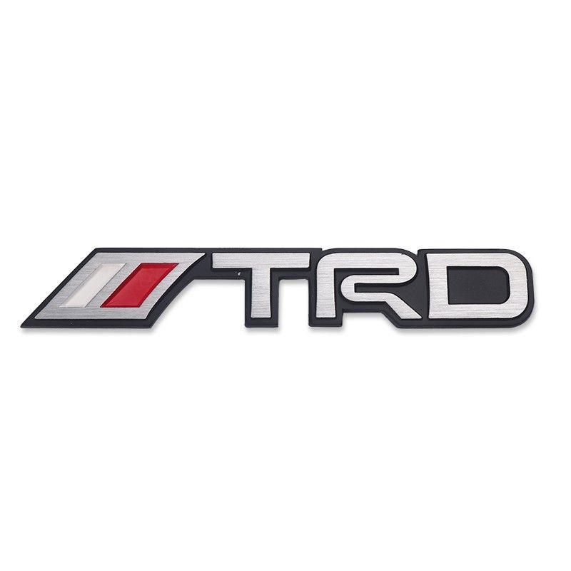 Toyota Trd Logo Car Emblem Emblem Logo Trd