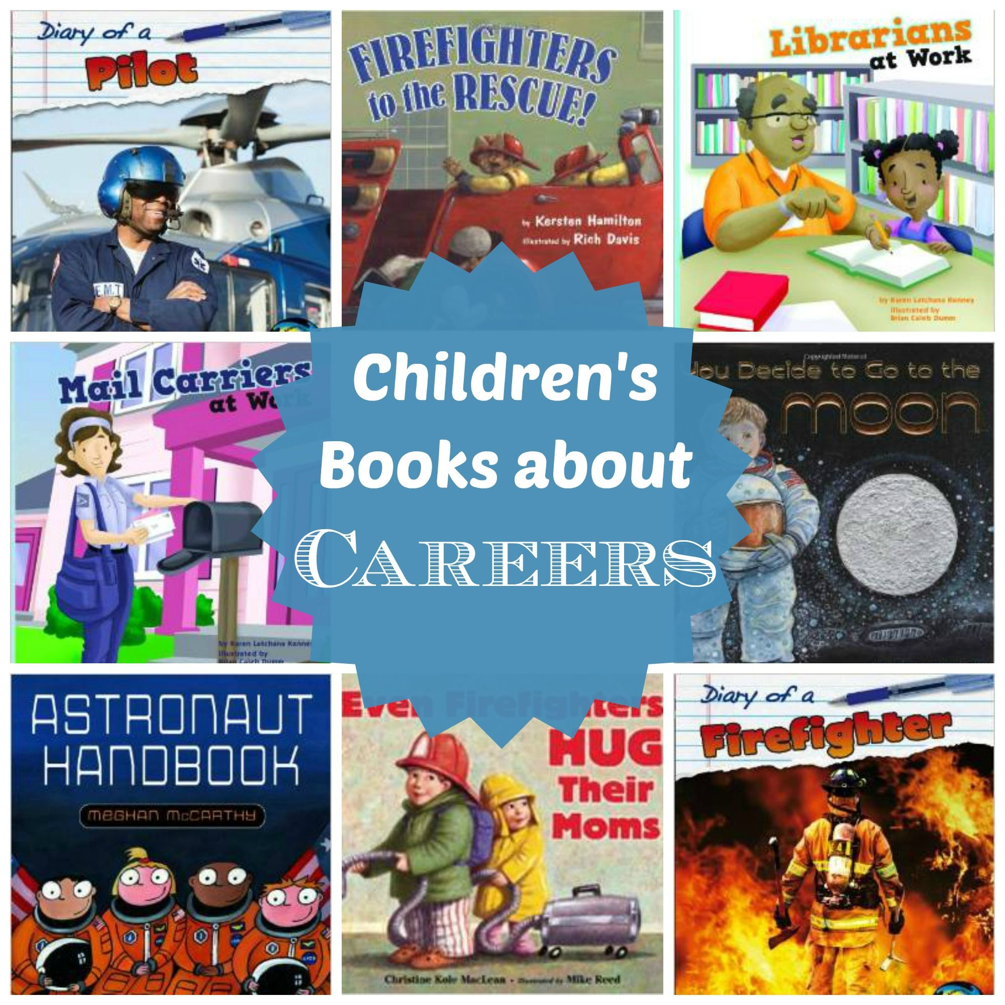 Children's Books about Careers Unit studies, Miraculous