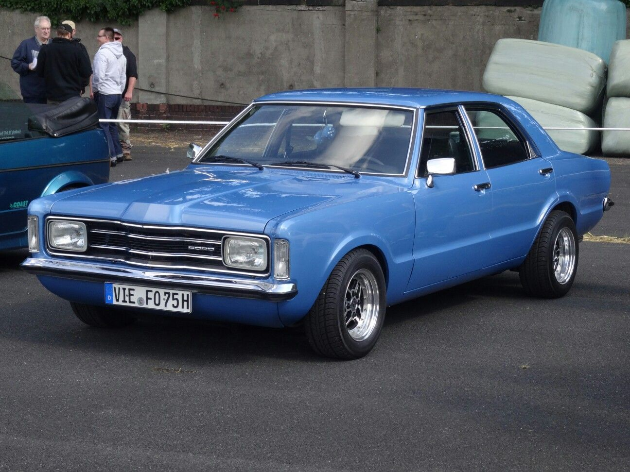 Ford Taunus Mk1 Ford Classic Cars Classic Cars British Classic Cars