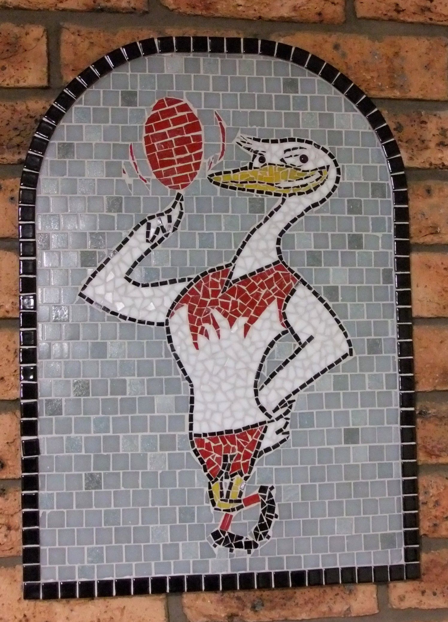 Mosaic Sydney Swans
