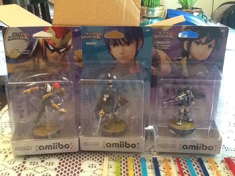 New Nintendo Amiibo Lot #Nintendo