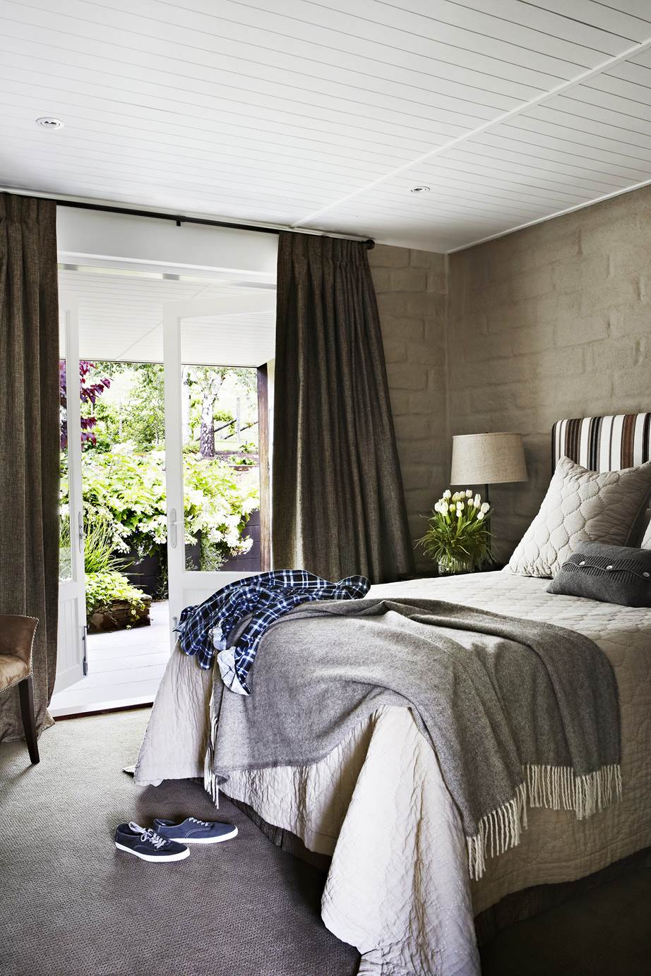 6 Eclectic and Beautifully Styled Bedrooms Australian