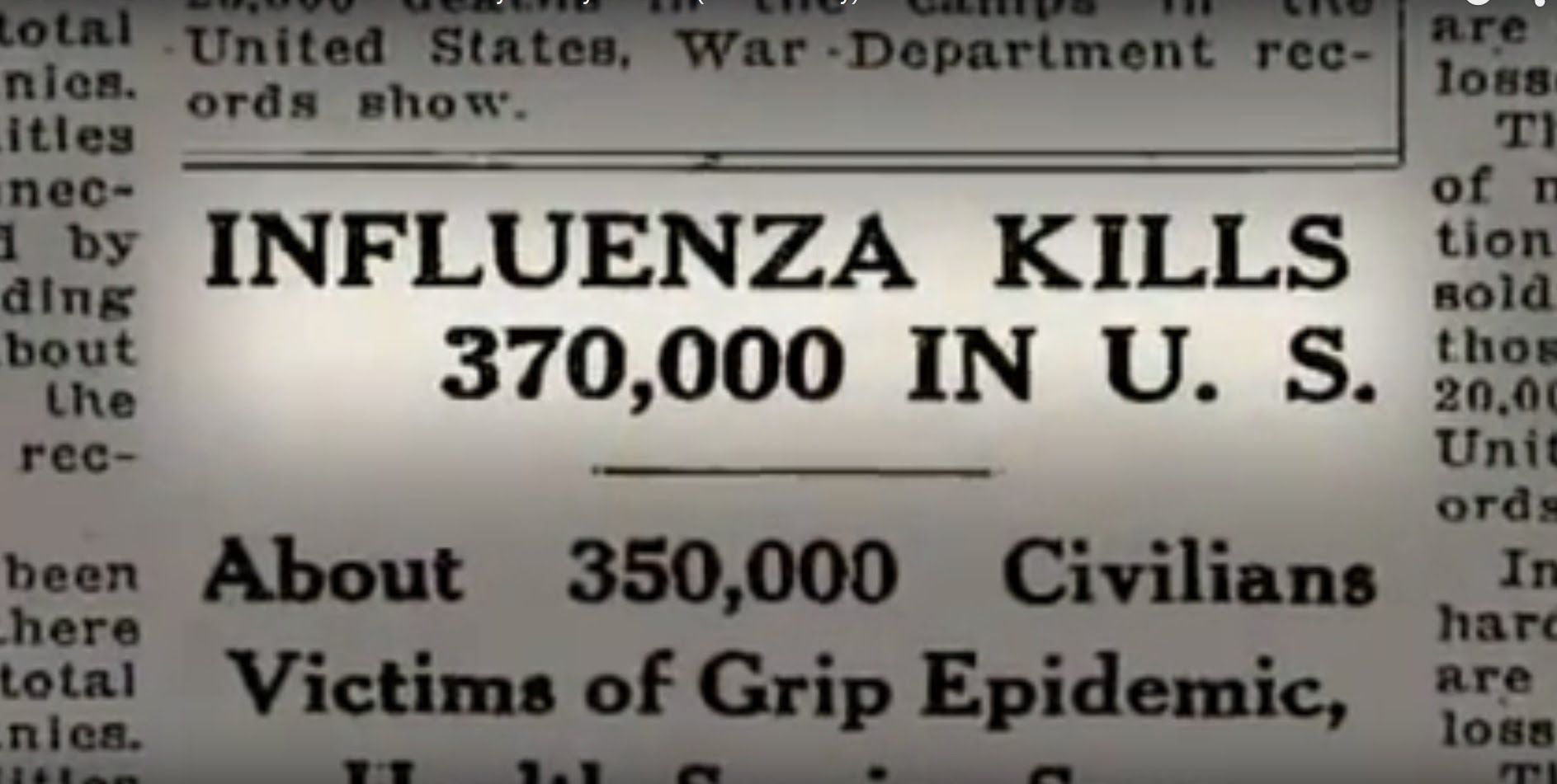 influenza pandemic 1918 In 1918, during the first world war, the worldwide influenza pandemic reached new zealand in just two months, the disease killed thousands of new zealanders, despite.
