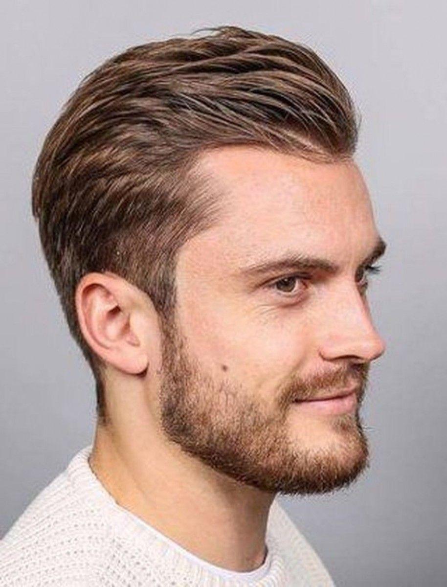 9+ schöne Frisuren für Männer mit dünnem Haar - Mode Frauen in