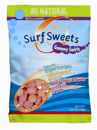 Surf Sweets Gummy Swirls