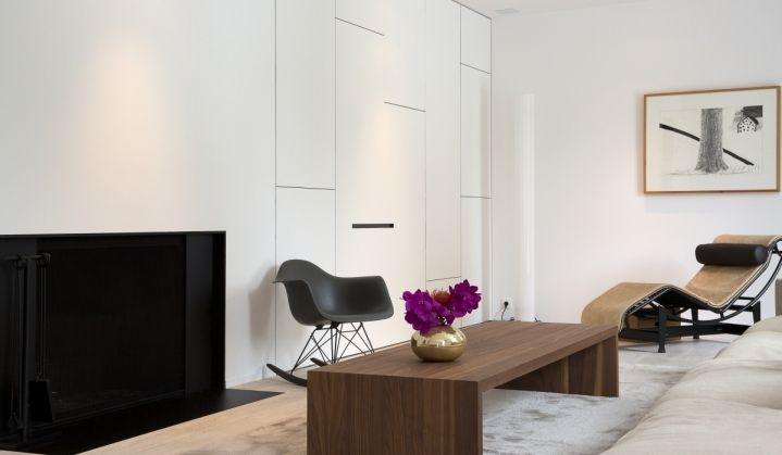 D interieur | Living Space | Sitting Area | Black&White