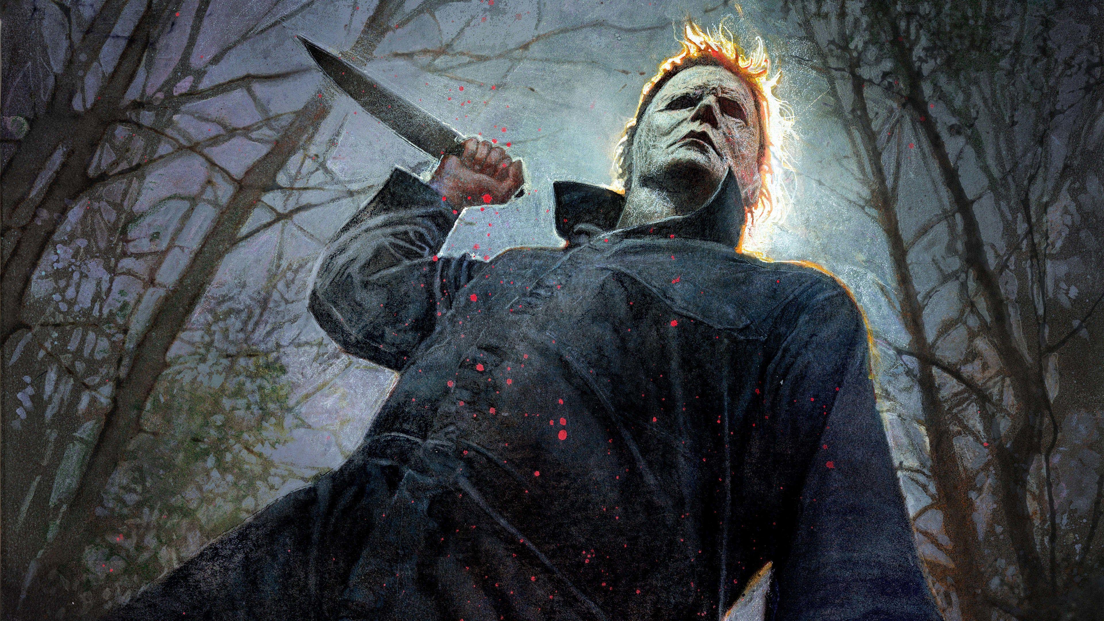 Der Film Knupft An Die Geschehnisse Des Films Halloween Die Nacht Des Grauens An Jedoch Wird Michael Mye Michael Myers Free Movies Online New Netflix Movies